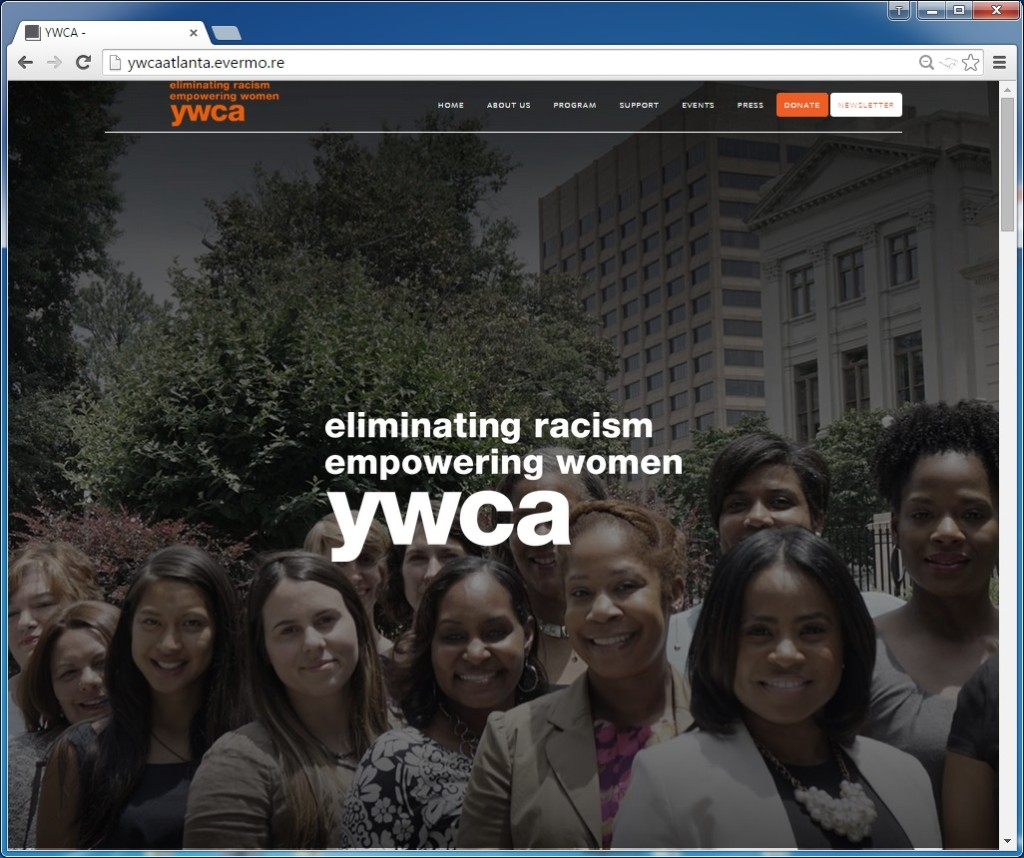 YWCA Website