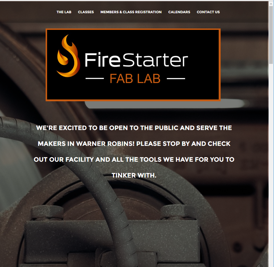 fire starter screenshot